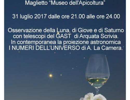 L'UNIVERSO AL MAGLIETTO