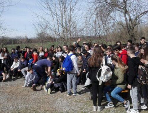 14 marzo 2019 Scuole Medie di Spinetta Marengo
