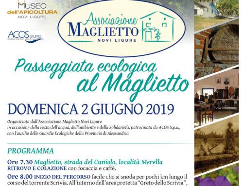 2 Giugno 2019 Passeggiata Ecologica