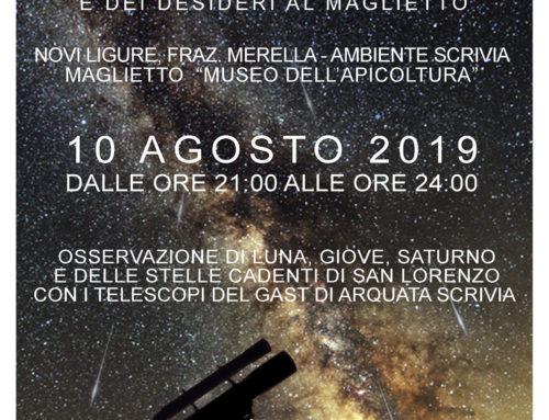 10 Agosto 2019