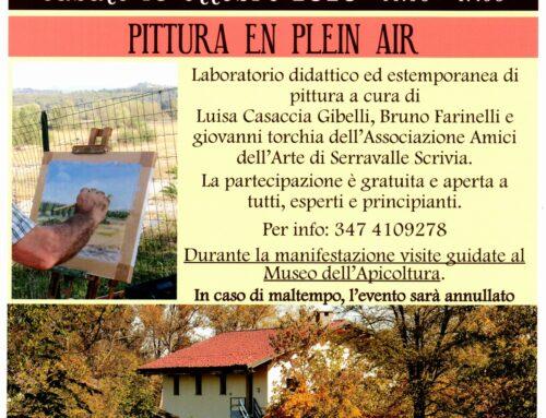 10 Ottobre 2020 Pittura en Plein Air al Maglietto
